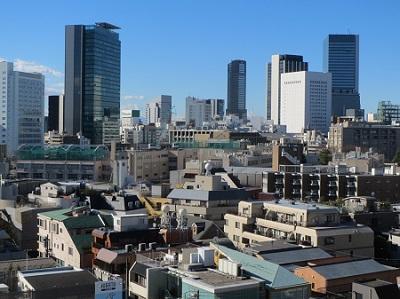 2013年12月休日の青山 渋谷方面.jpg