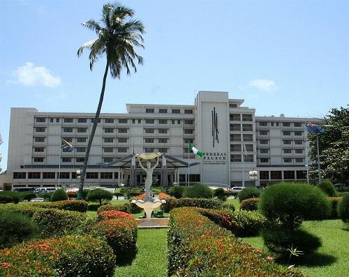 フェデラルパレスホテル