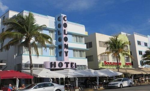 コロニーホテル